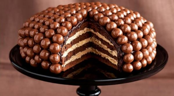 Chocolate Cake Artwork