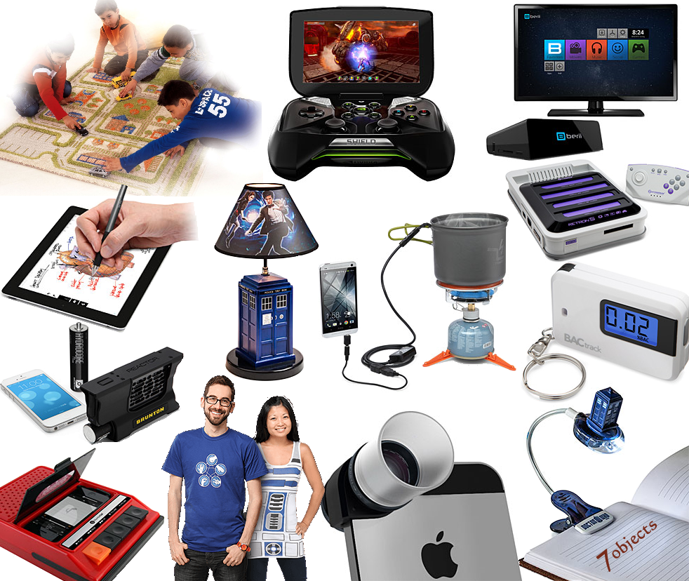 gadgets gizmos gifts shop