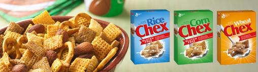 original chex party mix rice corn wheat