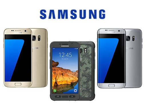 Samsung Galaxy S7 Vs Samsung Galaxy S7 Active Vs Samsung Galaxy S7 Edge