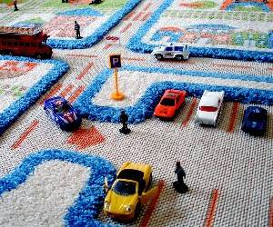 3D Children's Play Carpet