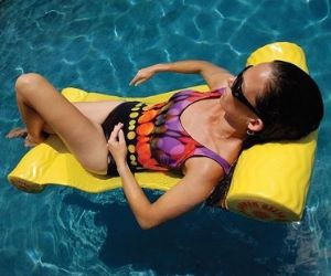 adjustable water hammock lounger