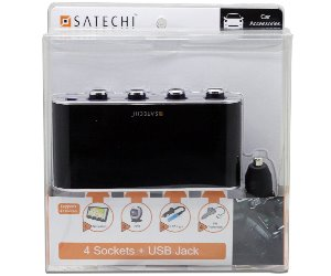 car socket entender satechi pack