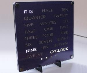 Words Clock