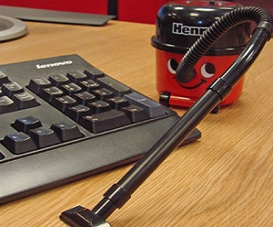 Desktop Hoover Vacuum Cleaner