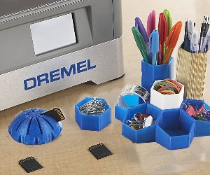 dremel idea builder 3d printer 3d objects