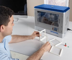 dremel idea builder 3d printer machine