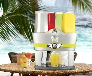 electric mixed drink maker