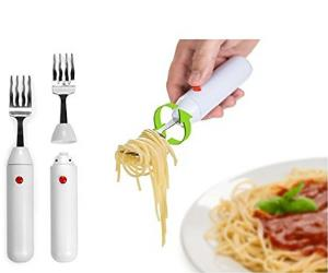 Electronic Twirling Spaghetti Fork