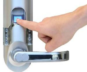 Fingerprint Biometric Door Lock