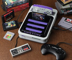 RetroN 5 Gaming System
