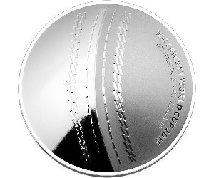 ICC Worldcup 2015 Coin
