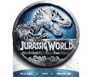 Jurassic World - Limited Edition (Blu-ray + DVD + Digital HD)