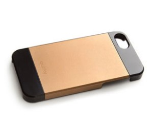 Metal Wrapped iPhone Case