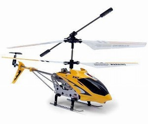 Metal R/C Helicopter