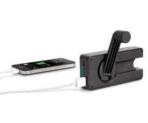 Wind Up Mobile Charger