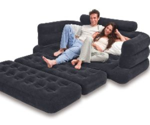 Pull-out Sofa Couch
