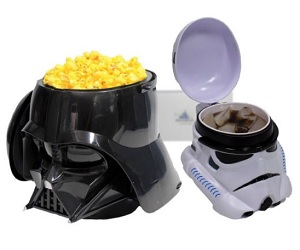 Star Wars Popcorn Bucket & Mug