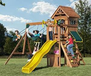 Jamboree Fort Playset