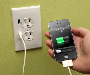 Wall Plug & USB Outlet