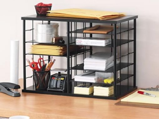 Office Files & Stationary Organizer